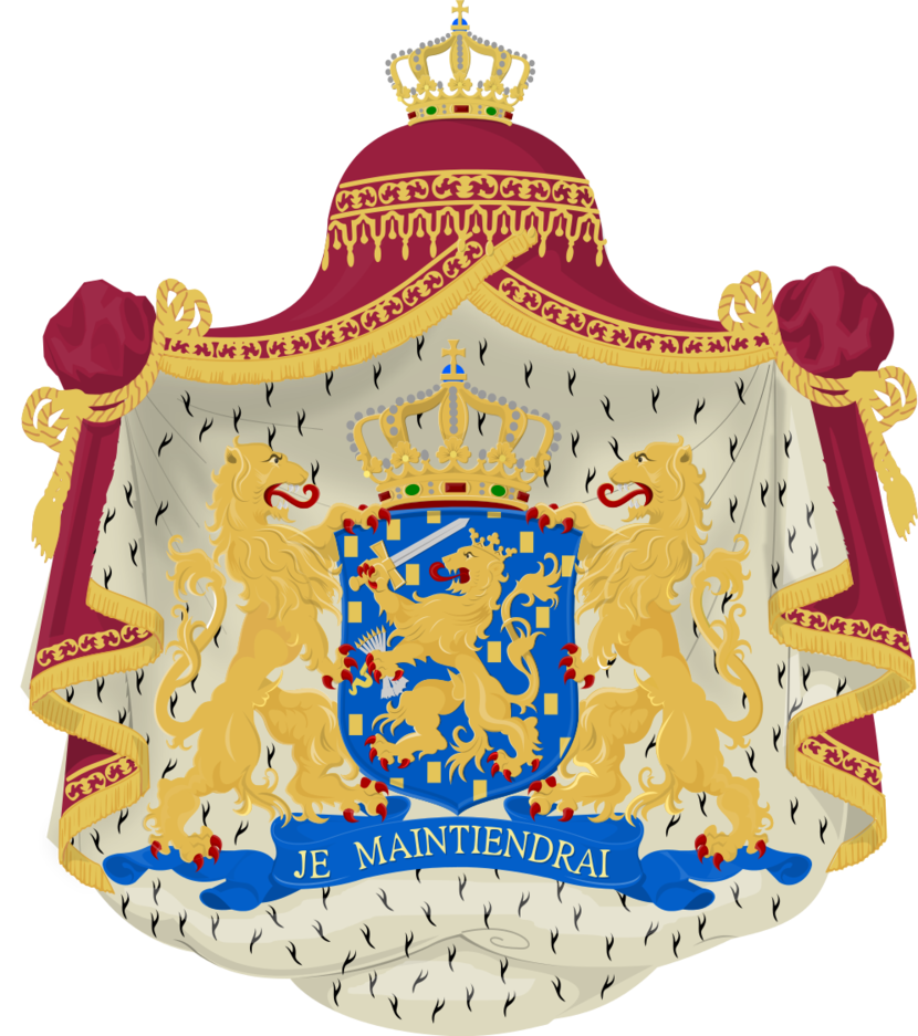 Coat of arms of the Kingdom of the Netherlands